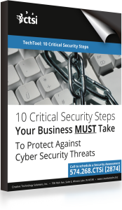 10 Critical IT Security Steps