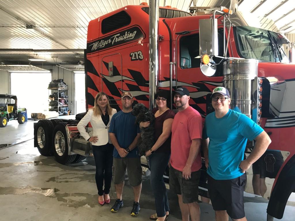 Metzger Trucking: CTSi Testimonial in Fort Wayne area.