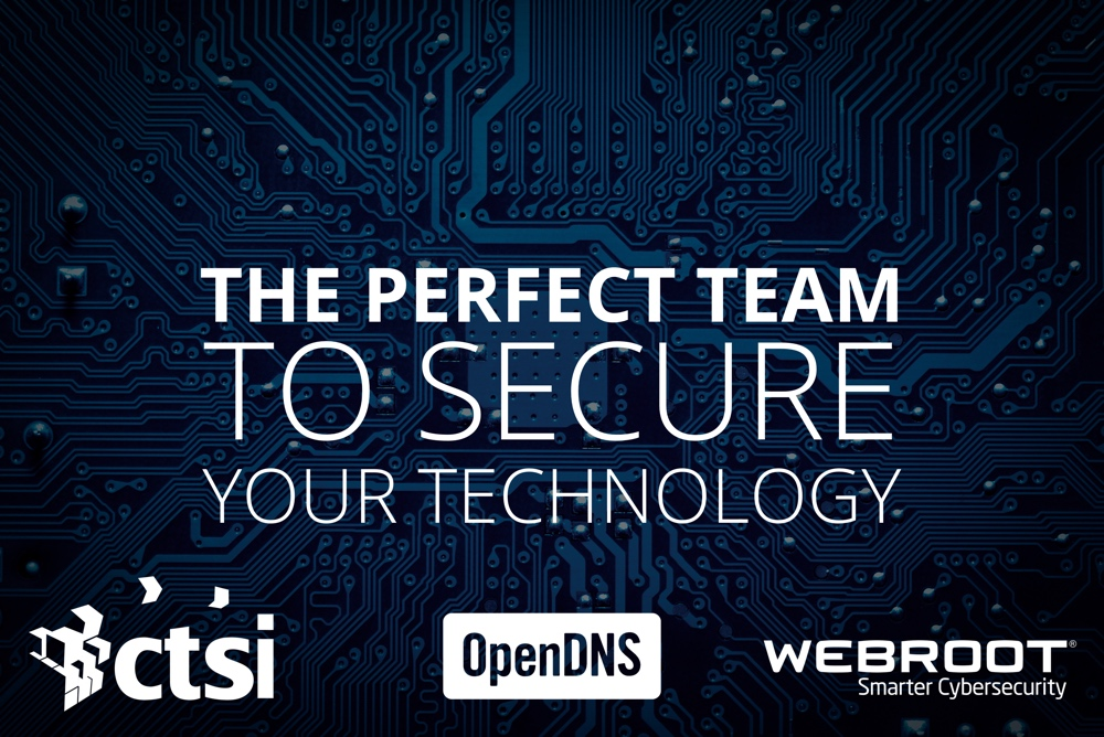 Secure IT with CTSi